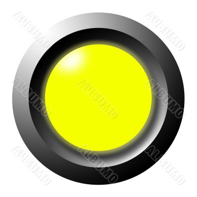 Yellow Light Button