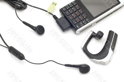 mobile phones with headset