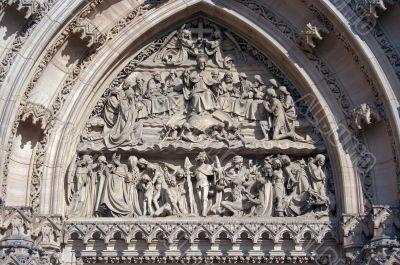 relief of the Last Judgement