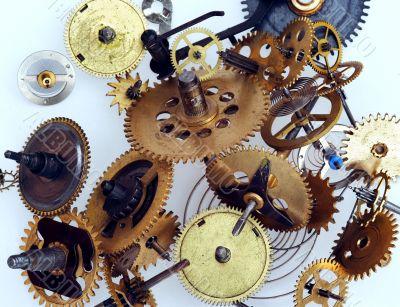 broken clockwork