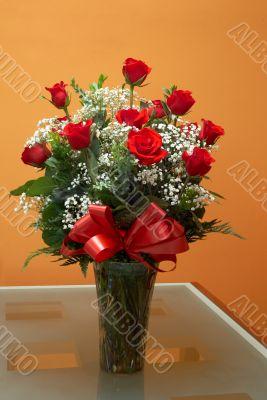 Dosen of roses