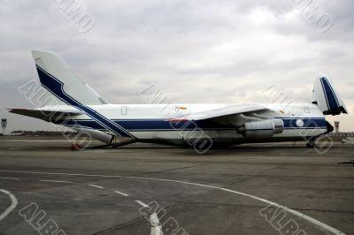An-124-100 Cargo aircraft