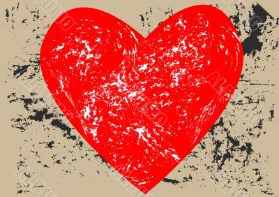 valentine-grungy