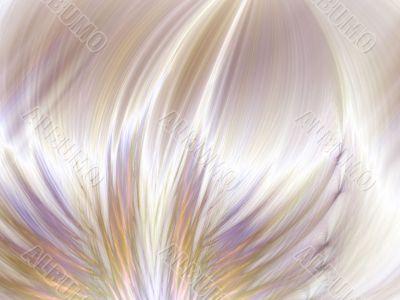 Rippling Splatter Abstract Background