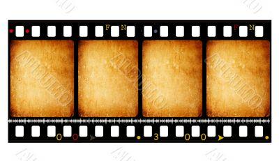 35 mm movie Film reel