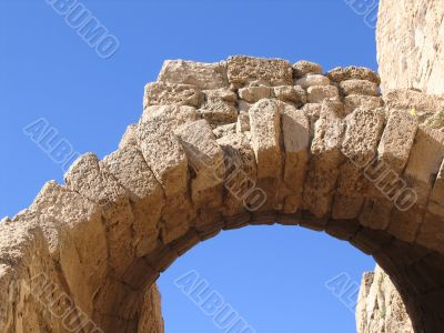Caesarea, element - arch