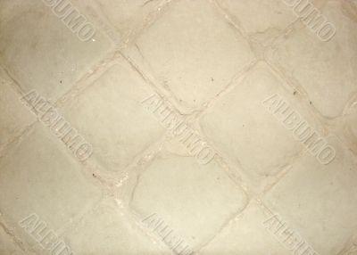 Old cement floor
