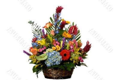 Flowers arrangement 4
