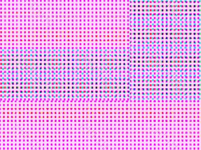 dazzling dots abstract