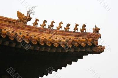 Chinese Imperial Rooftop