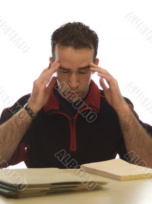 Paperwork Headache