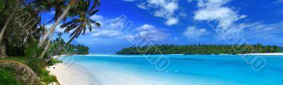 Panoramic Lagoon II