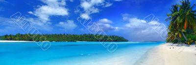 Panoramic Lagoon III