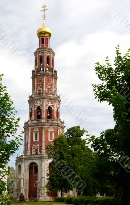 Highest Bell Tower In Moscow