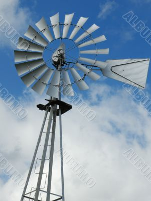 farm windmill water pump