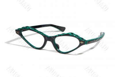 Fifties eyeglasses