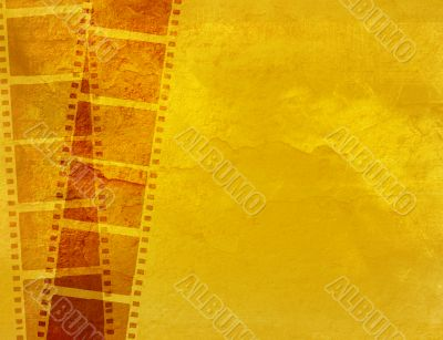Great film strip for textures