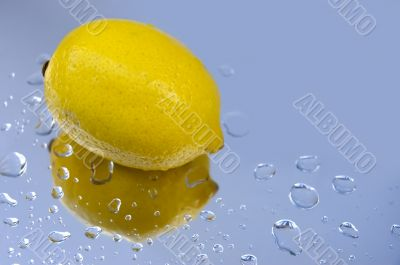 Freshness of lemon