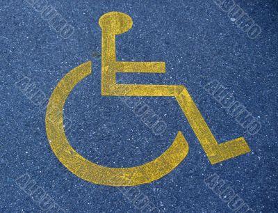 Sign Handicap