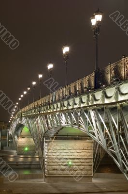 Bridge with illumination
