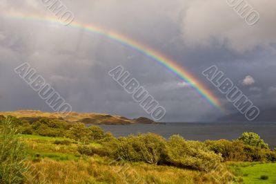 Wonderful rainbow