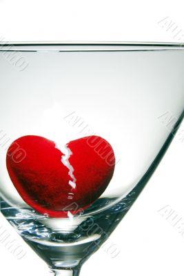 Drowning a Broken Heart