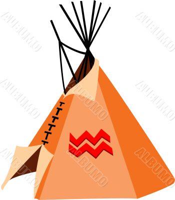 Indian Wigwam