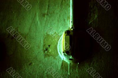 a light switch
