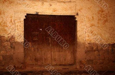 door in south america