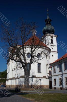 Benedictine Archabbey Brevnov