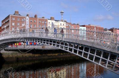 Half Penny Bride Dublin