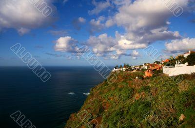 Tenerife North Coast View