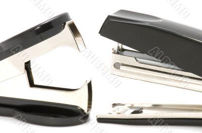Stapler and anti-stapler
