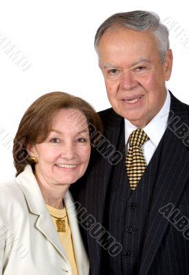 business senior partners