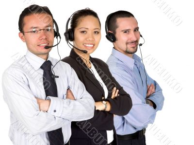 business support team
