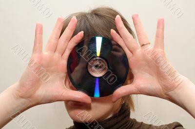 trough blanc cd disc