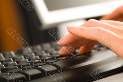 Typing documents