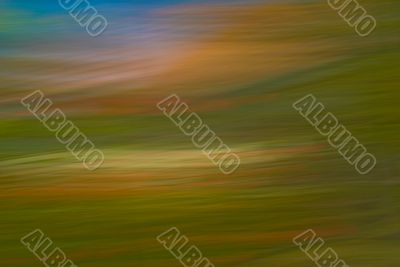 Abstract Camera Blur