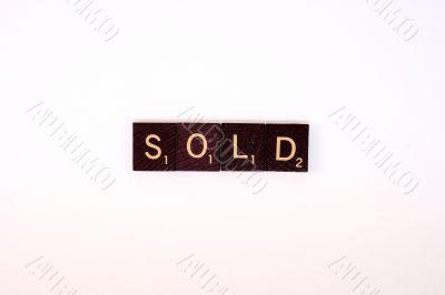 Sold - Brown Tile