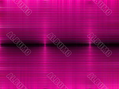 Deep pink abstract