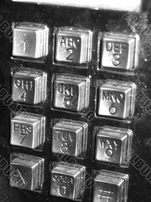 Macro Telephone Key Numbers