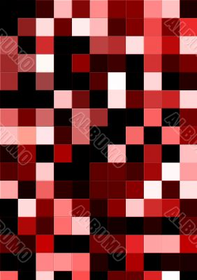 square grunge abstract background