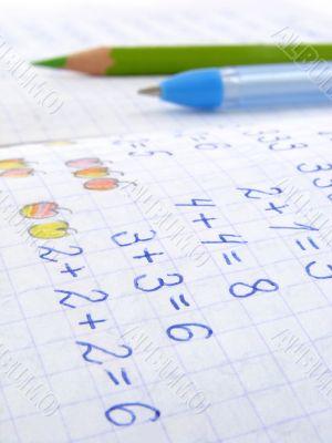 primary workbook
