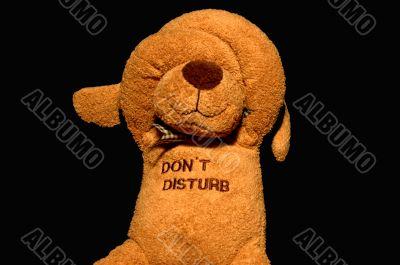 Please don`t disturb