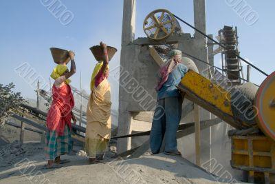 stone crushers in india