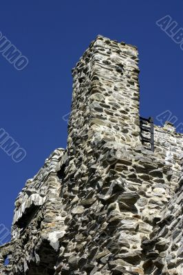 Chimney at Gillette castle