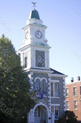 Old church in Litchfield Connecticut