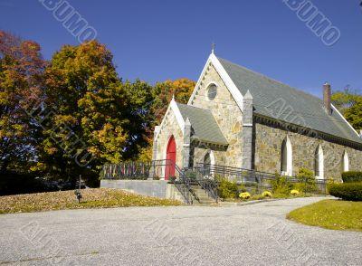 Small Conecticut church