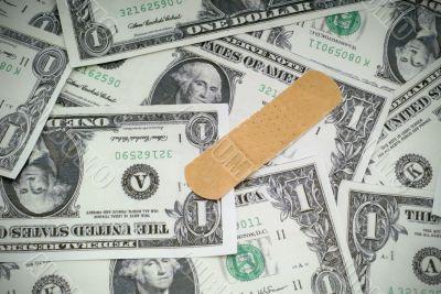 A bandage on the US economy