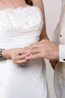 Wedding  ring couple